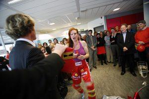 Femme Vitale in Actie - een boost voor de medewerkers